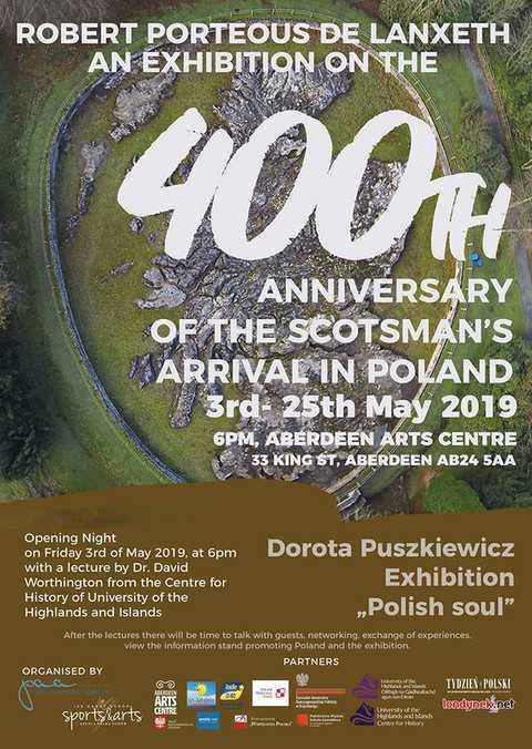 """Aberdeen: Wystawa """"Polish Soul"""""""