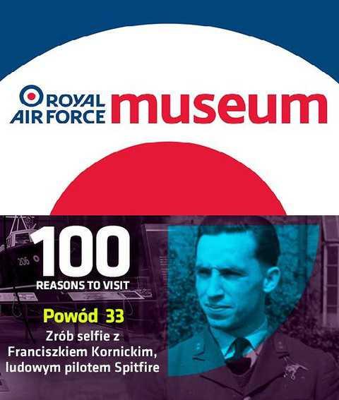 Lato w Muzeum RAF