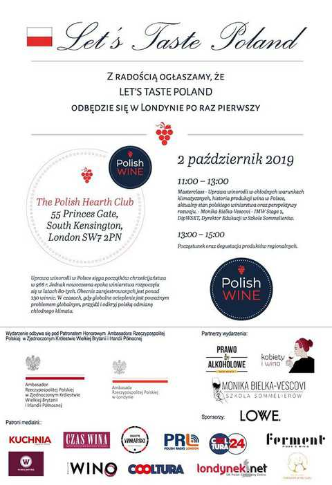 Let's taste Poland!