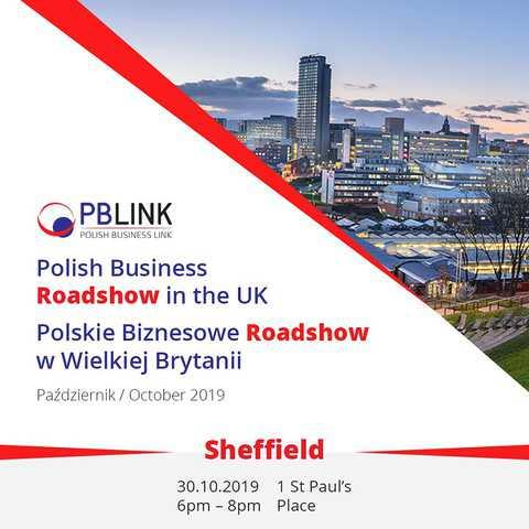 Sheffield: Polish Business Roadshow