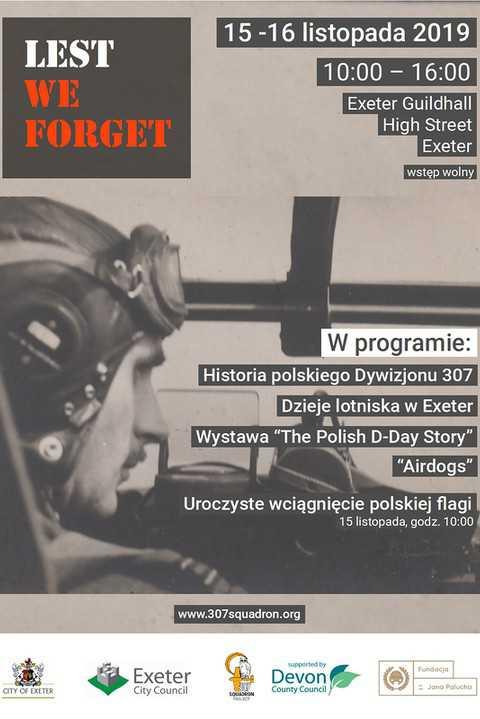"""""""Lest We Forget"""": Historia polskiego Dywizjonu 307"""