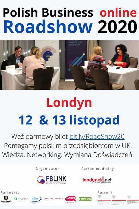 Polish Business Roadshow Online