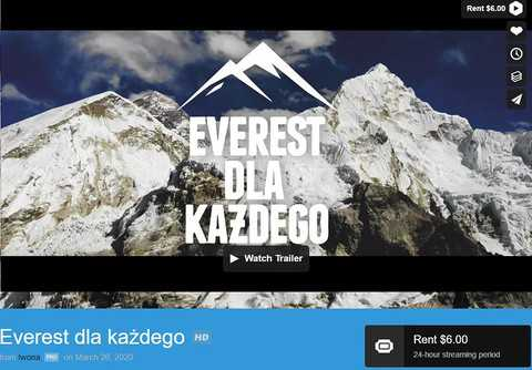 """""""Everest dla każdego"""""""