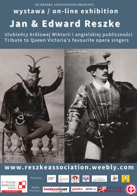 Fenomen Jana i Edwarda Reszke - wystawa