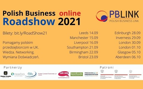 Polish Business Roadshow Online 2021