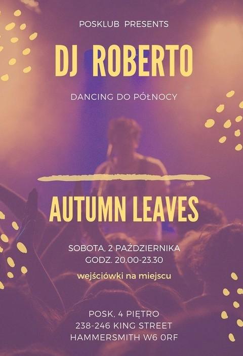 POSklub zaprasza: Autumn leaves