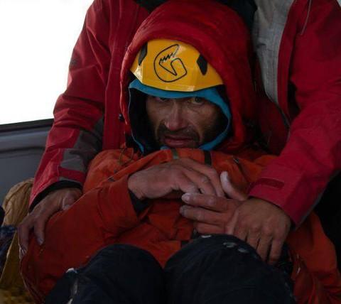 Ratownicy: Rosyjski himalaista Aleksander Gukow uratowany