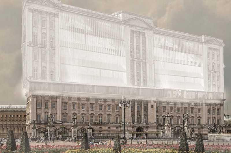 W Pałacu Buckingham zamieszka 50 tys. ludzi?