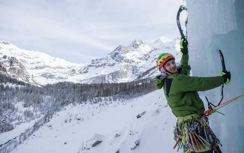 Adam Bielecki, a climber, wants to get Annapurna a new way