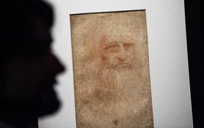 Kosmyk włosów Leonarda da Vinci może pomóc ustalić jego DNA