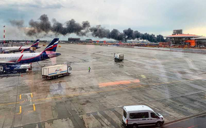 Rosja: Co najmniej 41 ofiar śmiertelnych katastrofy samolotu Aerofłotu