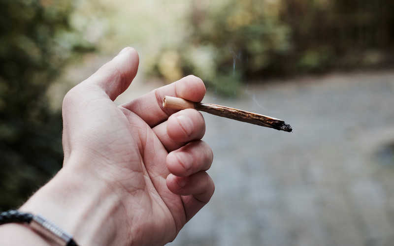 """Legalizacja marihuany w UK coraz bliżej? """"To kwestia 5-10 lat"""""""