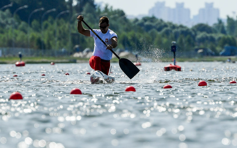 Canoeing World Championships: Seven Poles' medals