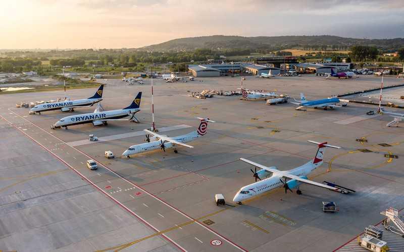 Kraków Airport obsłużył w sierpniu ponad 800 tys. pasażerów