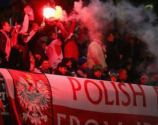 UEFA chce ukarać Polskę za zachowanie kibiców w Dublinie?