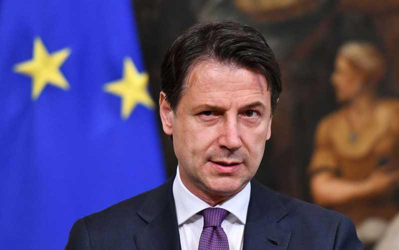 Italian PM: denial of accession talks a 'historic mistake'