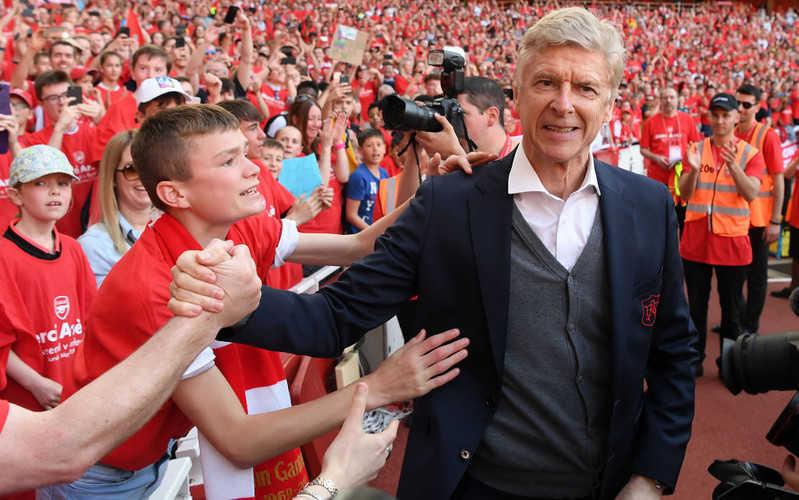 Arsene Wenger kończy 70 lat. Nie wyklucza powrotu do pracy