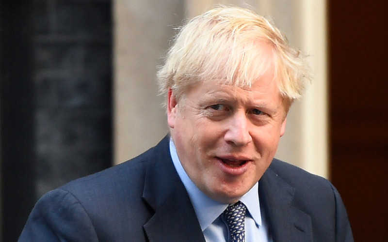 Boris Johnson wins Brexit deal vote but is thwarted on deadline