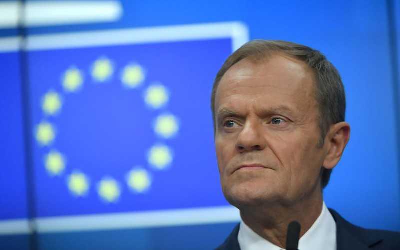 """UE oficjalnie przedłużyła Brexit. Tusk: """"To może być ostatni raz"""""""