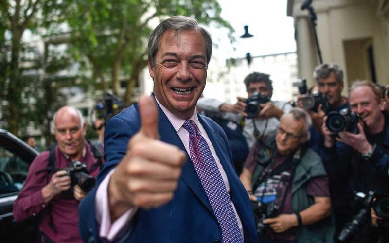 """""""Telegraph"""": Partia Brexitu może w wyborach pomóc konserwatystom"""