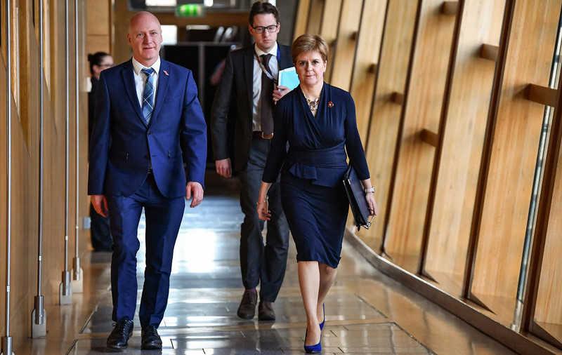 Premier Szkocji zapowiada wniosek o nowe referendum niepodległościowe