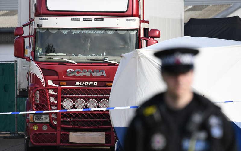 Policja zidentyfikowała wszystkie ofiary z ciężarówki