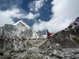 Climbing firms call off Mt Everest season; government says mountain remains open