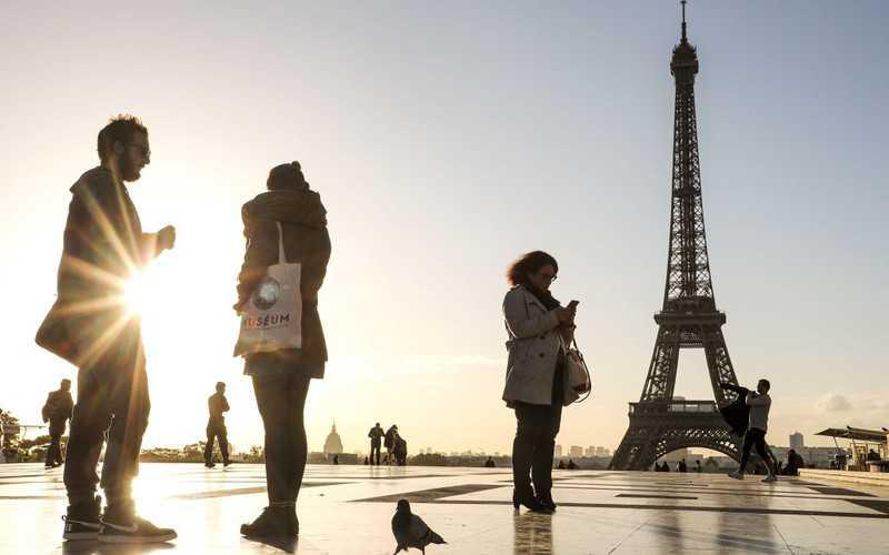 Dane statystyczne Francji: 67 mln mieszkańców i starzejąca się ludność