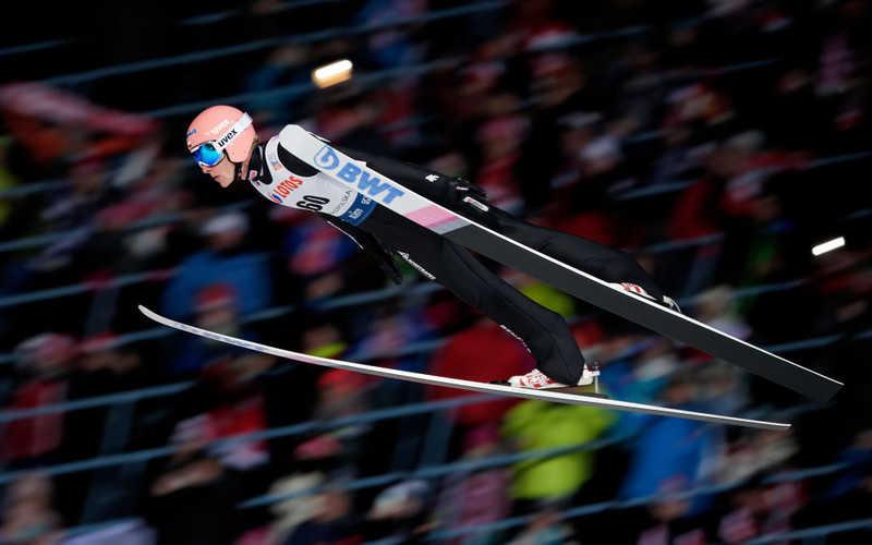 PŚ w skokach: Kubacki wygrał kwalifikacje w Zakopanem
