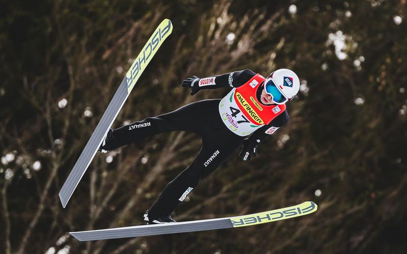 Kamil Stoch czwarty w Bad Mitterndorf