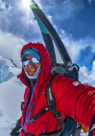 Aleksander Ostrowski disappeared on Gasherbrum II