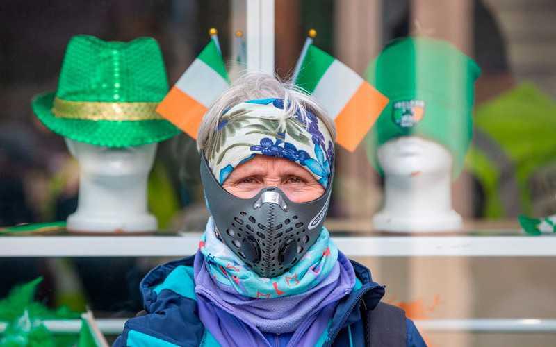 Irlandia spodziewa się 15 tys. zakażeń do końca miesiąca