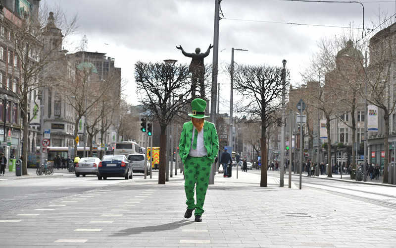 Ireland: On St. Patrick's appeal for solidarity in the fight against coronavirus