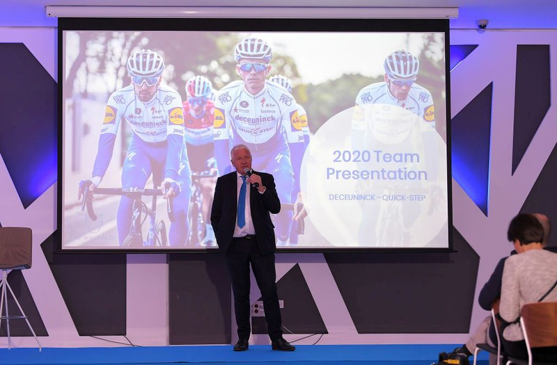 Lefevere: The cycling model could collapse if the Tour de France is canceled