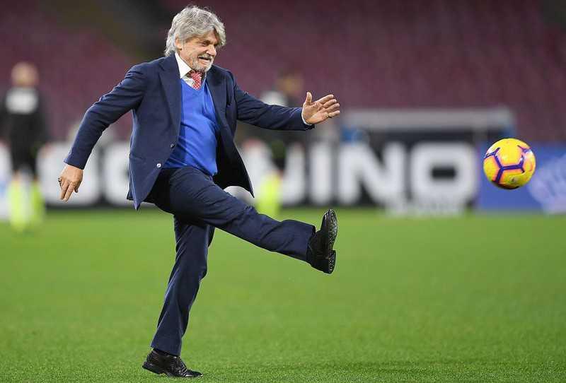 Prezes Sampdorii: Należy przedwcześnie zakończyć sezon