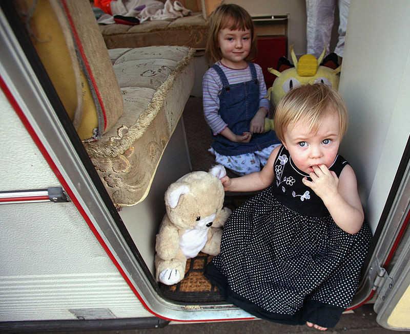 Wielka Brytania stoi w obliczu kryzysu ubóstwa wśród dzieci