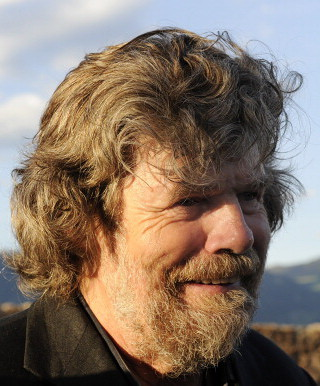 Reinhold Messner gave up to look for  yeti