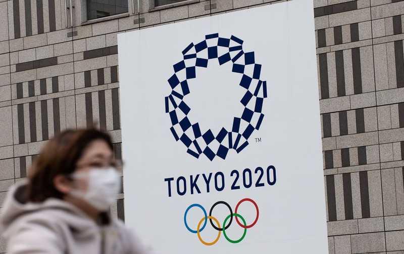 Tokio: Organizatorzy oburzeni połączeniem loga igrzysk z koronawirusem