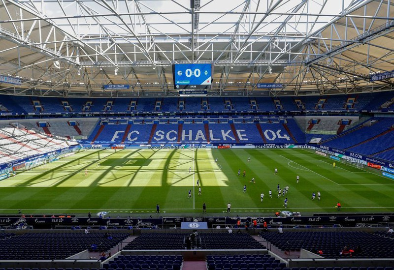 Liga niemiecka: Schalke przeprasza kibiców
