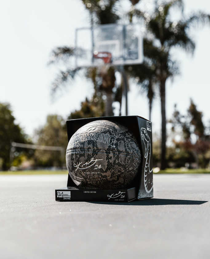 Liga NBA: Limitowana edycja piłek w hołdzie Bryantowi