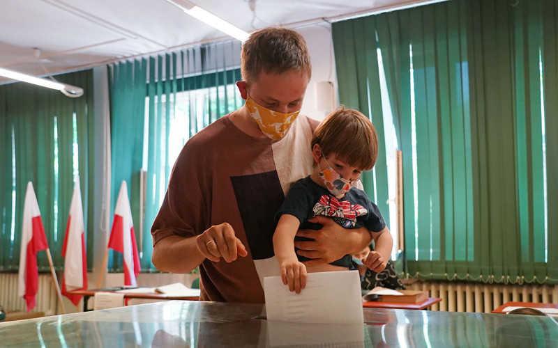 Polscy wyborcy nie boją się koronawirusa