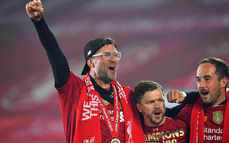 Liga angielska: Klopp wybrany trenerem roku
