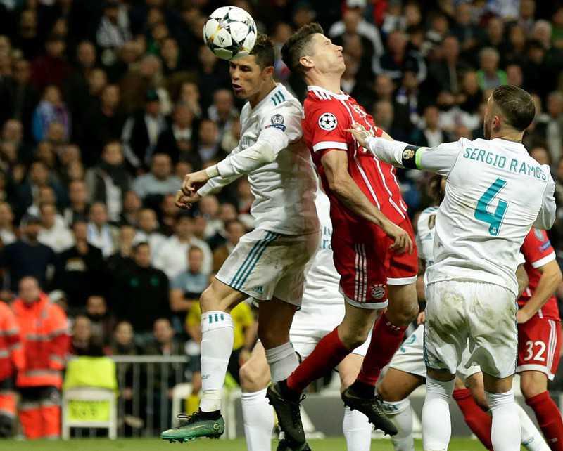 """""""Bild"""": Czy Lewandowski jest lepszy od Ronaldo?"""
