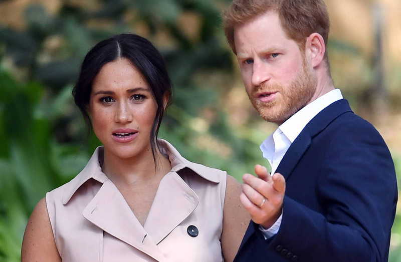 Meghan Markle's dad Thomas warns her and Harry to 'stop whining' during coronavirus pandemic