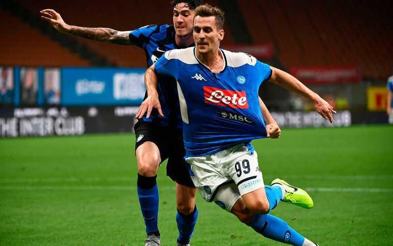 Liga włoska: Porażka Napoli. Zacięta walka o drugie miejsce