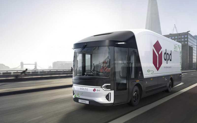 Na ulice Londynu wyjadą ciężarówki przyszłości