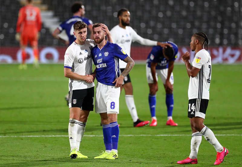 Brentford i Fulham zagrają o awans do ekstraklasy