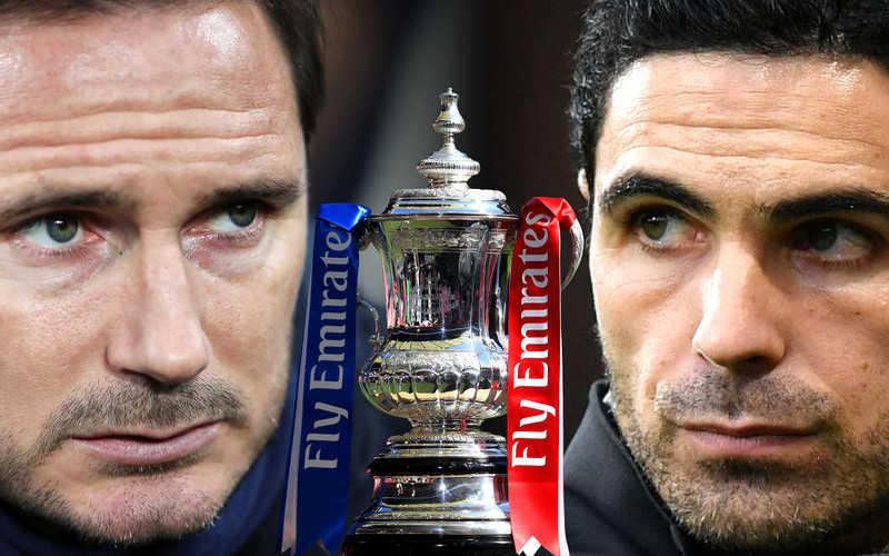 Puchar Anglii: Finał z Chelsea ostatnią szansą dla Arsenalu