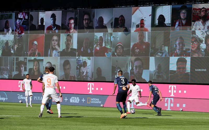 Piłkarska LM: Wygrany sparing Bayernu Monachium