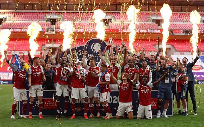 Puchar Anglii: 14. triumf Arsenalu Londyn